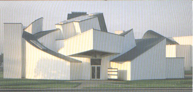 Vitra design museum daum for Vitra museum basel